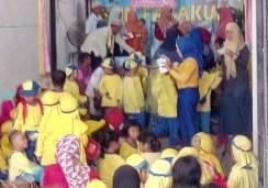 kunjungan TK Islam Mutiara